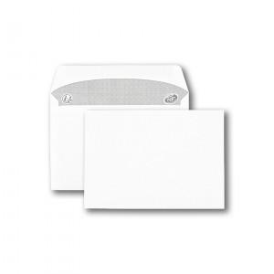 Boite de 1000 enveloppes retour blanches 110x155 70 g/m² gommées